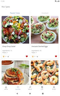 Healthy Recipes v6.15 screenshots 10