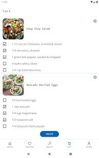 Healthy Recipes v6.15 screenshots 11