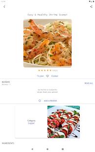 Healthy Recipes v6.15 screenshots 15