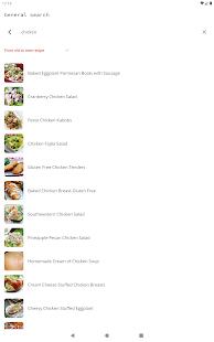 Healthy Recipes v6.15 screenshots 18