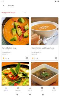 Healthy Recipes v6.15 screenshots 8