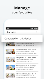 Homegate – apartments to rent and houses to buy v12.3.0 screenshots 4