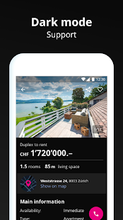 Homegate – apartments to rent and houses to buy v12.3.0 screenshots 6