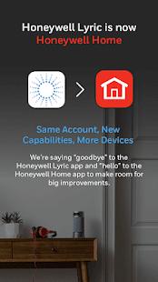 Honeywell Home v5.8.0 screenshots 1