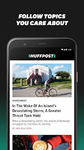 HuffPost – Daily Breaking News amp Politics v26.4.0 screenshots 2