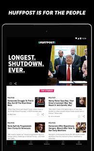 HuffPost – Daily Breaking News amp Politics v26.4.0 screenshots 5