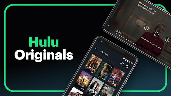 Hulu Watch TV shows movies amp new original series v4.31.07142-google screenshots 1