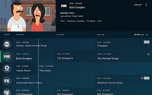 Hulu Watch TV shows movies amp new original series v4.31.07142-google screenshots 13