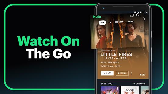 Hulu Watch TV shows movies amp new original series v4.31.07142-google screenshots 2