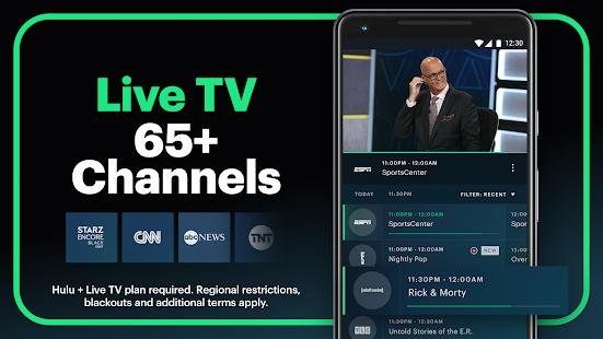 Hulu Watch TV shows movies amp new original series v4.31.07142-google screenshots 4