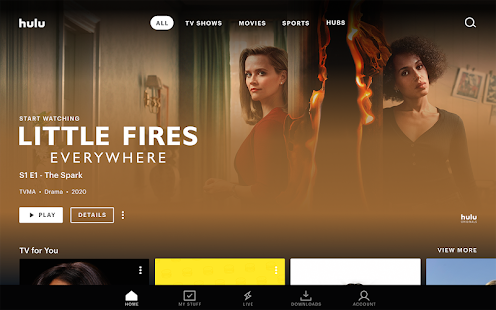 Hulu Watch TV shows movies amp new original series v4.31.07142-google screenshots 6
