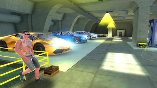 Huracan Drift Simulator v1.1 screenshots 1