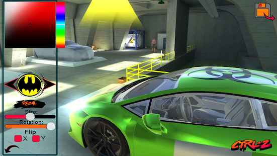 Huracan Drift Simulator v1.1 screenshots 2