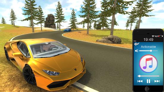 Huracan Drift Simulator v1.1 screenshots 4