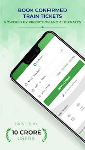 IRCTC Train Booking – ConfirmTkt Confirm Ticket v7.4.1 screenshots 1