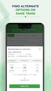 IRCTC Train Booking – ConfirmTkt Confirm Ticket v7.4.1 screenshots 5