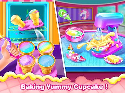 Ice Cream Cone Cupcake-Cupcake Mania v1.8 screenshots 2