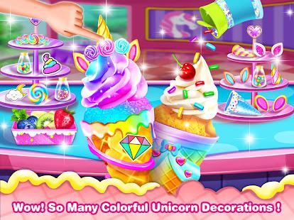 Ice Cream Cone Cupcake-Cupcake Mania v1.8 screenshots 4