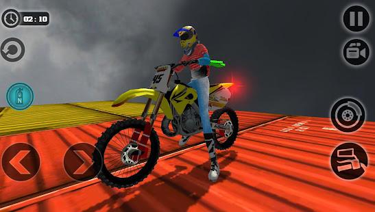 Impossible Motor Bike Tracks New Motor Bike v1.2 screenshots 2