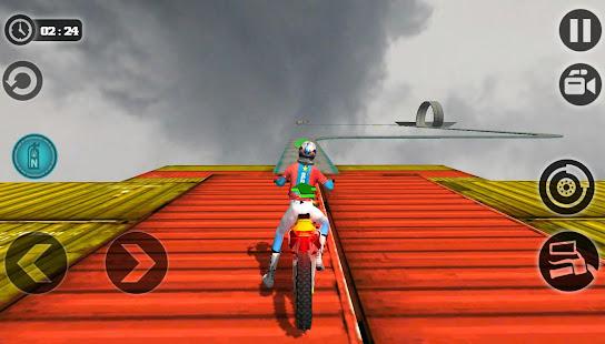 Impossible Motor Bike Tracks New Motor Bike v1.2 screenshots 3