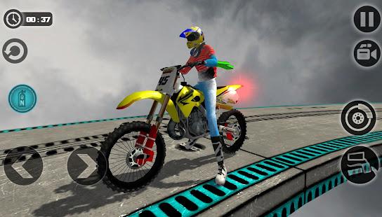 Impossible Motor Bike Tracks New Motor Bike v1.2 screenshots 5