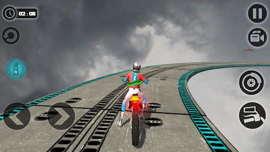 Impossible Motor Bike Tracks New Motor Bike v1.2 screenshots 9