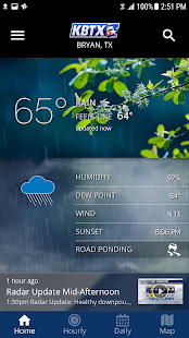 KBTX PinPoint Weather v5.3.707 screenshots 1