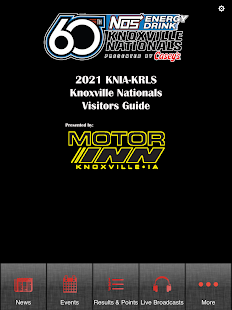 KNIAKRLS Knx Nationals Guide v4.1.3 screenshots 10