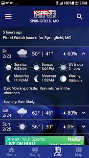 KSPR Weather v5.3.708 screenshots 3