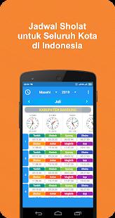 Kalender Indonesia dan Jadwal Sholat v1.0.0 screenshots 3