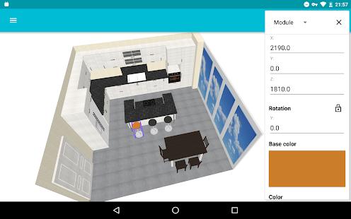 Kitchen Planner 3D v1.18.2 screenshots 2