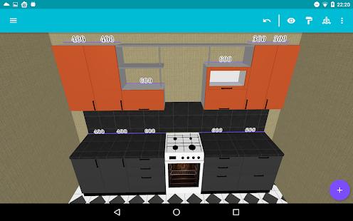 Kitchen Planner 3D v1.18.2 screenshots 3