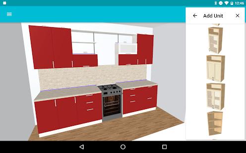 Kitchen Planner 3D v1.18.2 screenshots 4