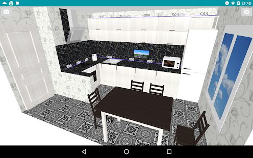Kitchen Planner 3D v1.18.2 screenshots 5