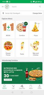 La Pinoz Order Online Pizza v1.9.4 screenshots 1