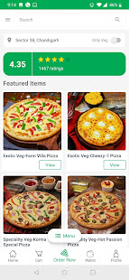 La Pinoz Order Online Pizza v1.9.4 screenshots 2