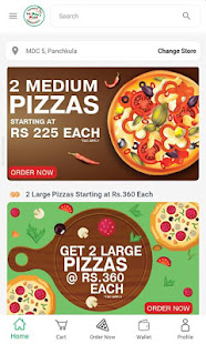 La Pinoz Order Online Pizza v1.9.4 screenshots 6