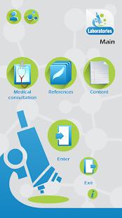 Laboratories v1.4 screenshots 2