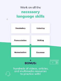 Learn English Fast English Course v10.90 screenshots 14