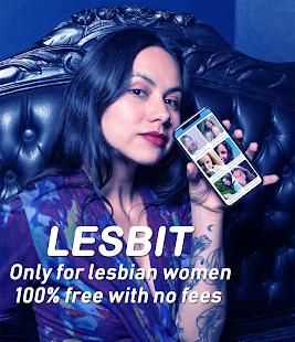 Lesbit – Dating for lesbian women. Chat and flirt v2.3.0 screenshots 1