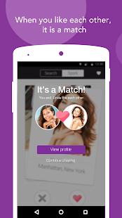 Lesly Lesbian Dating amp Chat v1.5.5 screenshots 3