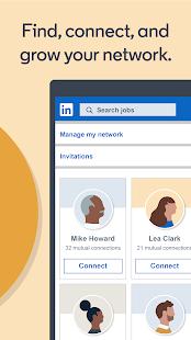 LinkedIn Jobs Business News amp Social Networking v4.1.601 screenshots 3