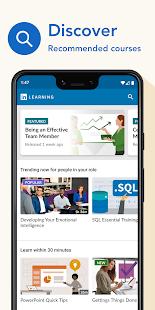 LinkedIn Learning Online Courses to Learn Skills v0.192.3 screenshots 1