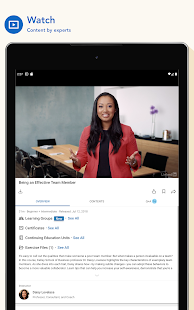 LinkedIn Learning Online Courses to Learn Skills v0.192.3 screenshots 10