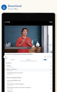 LinkedIn Learning Online Courses to Learn Skills v0.192.3 screenshots 11