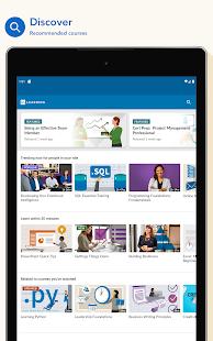 LinkedIn Learning Online Courses to Learn Skills v0.192.3 screenshots 9