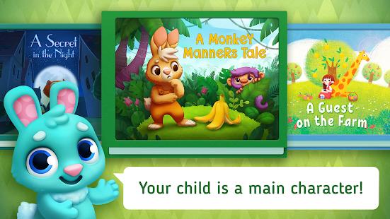 Little Stories. Read bedtime story books for kids v3.3 screenshots 1