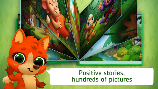 Little Stories. Read bedtime story books for kids v3.3 screenshots 3