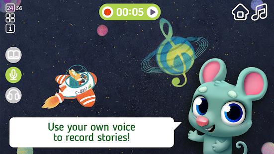 Little Stories. Read bedtime story books for kids v3.3 screenshots 4