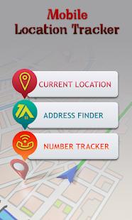 Live Mobile Number Tracker v1.9999 screenshots 1